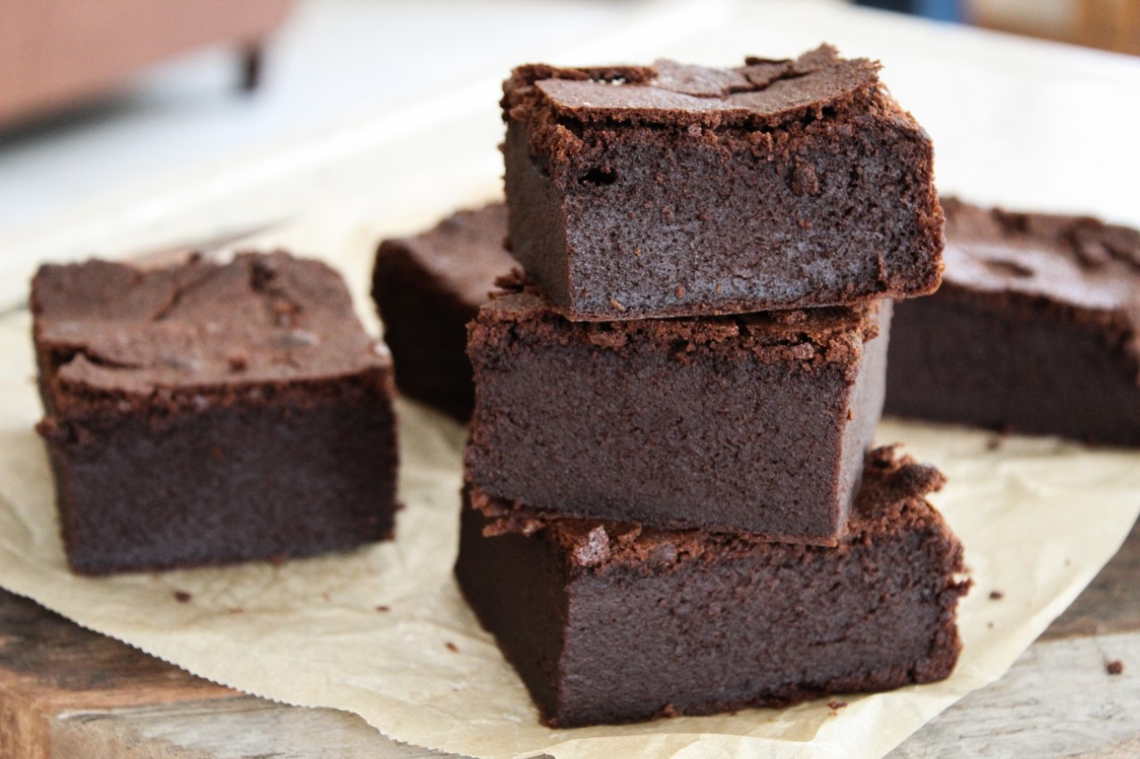 Pure brownies